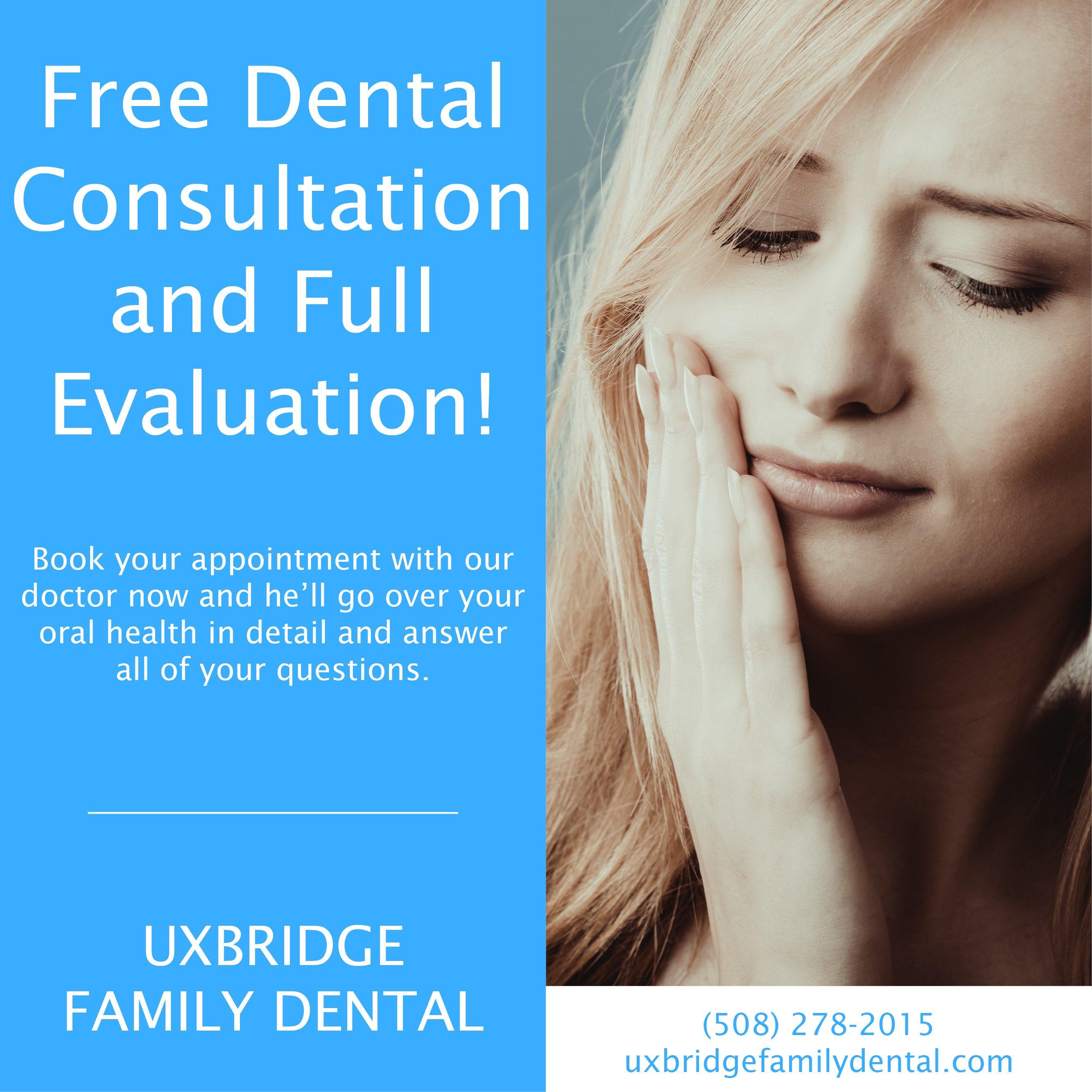 Free dentures for seniors